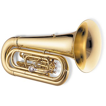 Jupiter JTU1000M Qualifier Convertible Tuba w/Case