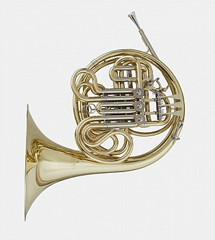 Beginner Band Blessing BFH1460 Double French Horn