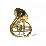 Major Brand Student Practice Single Bb French Horn