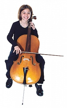 3/4 Size Cello, Used Excellent
