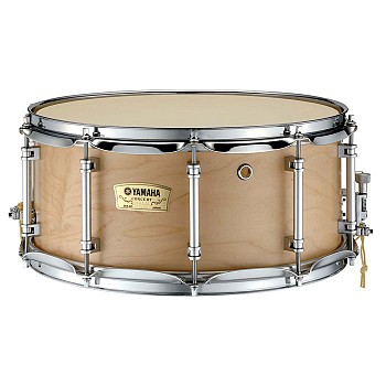 Yamaha csm maple concert snare drums products taylor music for Yamaha stage custom steel snare drum 14x6 5