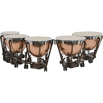 Adams Generation II P2KGSET2 Copper Timpani