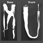 Taylor Snare & Bass Drum Slings