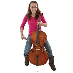Beginner Orchestra Student Cellos