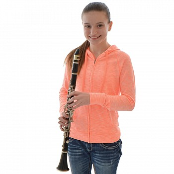 Beginner Band Major Brand Bb Clarinets, Plastic