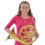 Beginner Band Student Single F French Horns