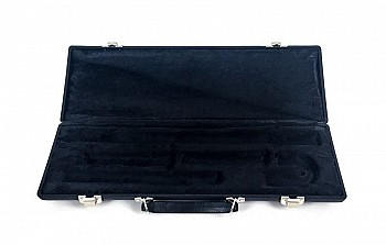 Universal CS32 Flute Case w/Cover, 2 Headjoints