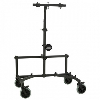 Adams ASGF Gong Stand w/Field Wheels