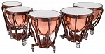 Ludwig 2019 Professional Polished Copper Timpani