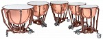 Ludwig 2019 Standard Polished Copper Timpani