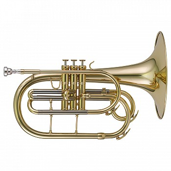 Adams MM1 Marching Mellophone