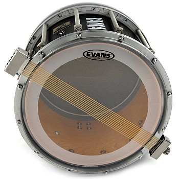 evans supreme snare marching drum heads products taylor music. Black Bedroom Furniture Sets. Home Design Ideas