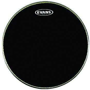 Evans MX2 Black Marching Bass Drum Heads