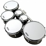 Evans MX White Marching Tenor Heads