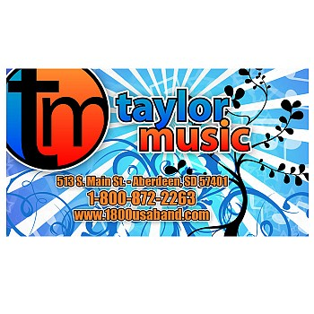Taylor TG5 Case Name Tags