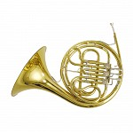 Major Brand Student Practice Single F French Horn