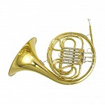 Major Brand Student Econo Single F French Horn