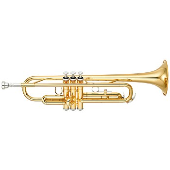 Yamaha ytr2330 student trumpet products taylor music for Yamaha student trumpets