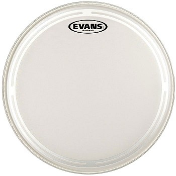 Evans MX2 White Marching Bass Drum Heads