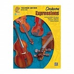 Orchestra Expressions String Method Books