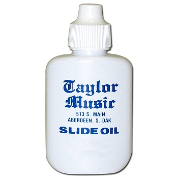 Taylor Music Slide Oil, Valve Oil and Cork Grease
