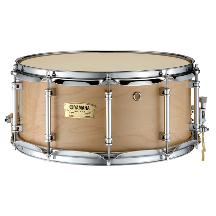 yamaha concert series snare drums products taylor music. Black Bedroom Furniture Sets. Home Design Ideas