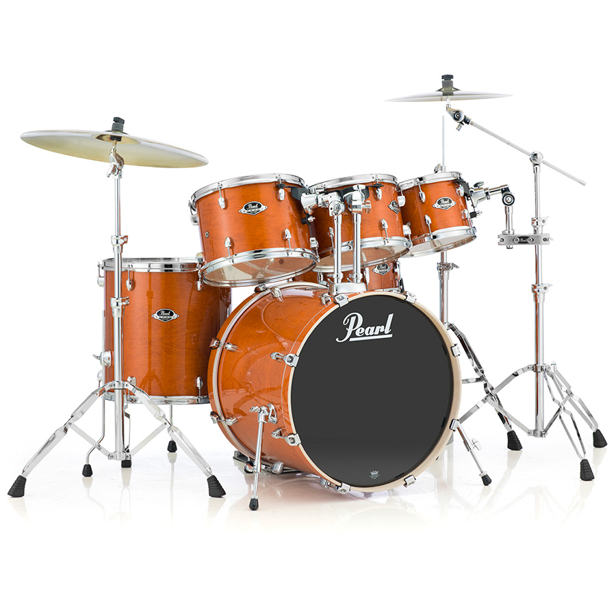 Pearl EXL Export Lacquer Drum Set w/Hardware | Products ...