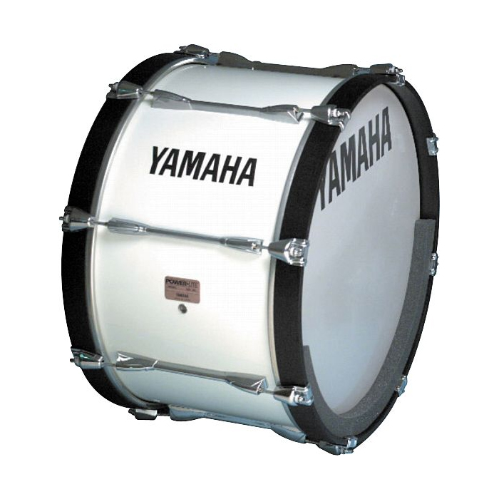Marching Bass Drum Heads Yamaha