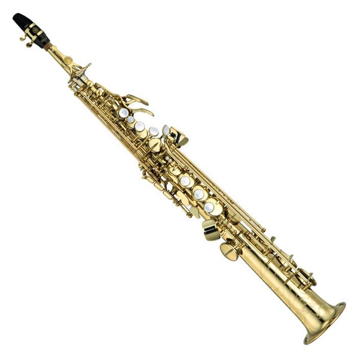 Yamaha yss875exhg pro custom ex soprano sax products for Yamaha custom ex soprano